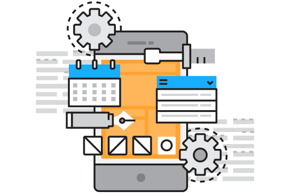 Be Digital Agency Mobile App services
